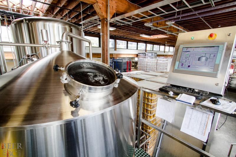 Steamworks Brewery Newlands Brew System