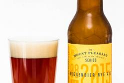 R&B Brewing Co – Mount Pleasant Roggenbier Rye Ale