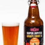 Howe Sound Brewing Super Jupiter Grape Fruit ISA Revew