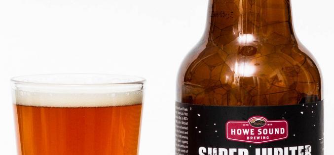 Howe Sound Brewing Co. – Super Jupiter Grape Fruit ISA