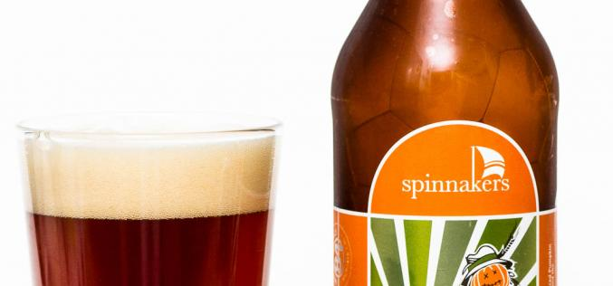 Spinnaker's Brewing Co. – Spiced Pumpkin Ale