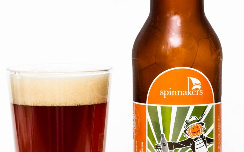 Spinnaker's Brewing Co. – Spiced Pumpkin Ale