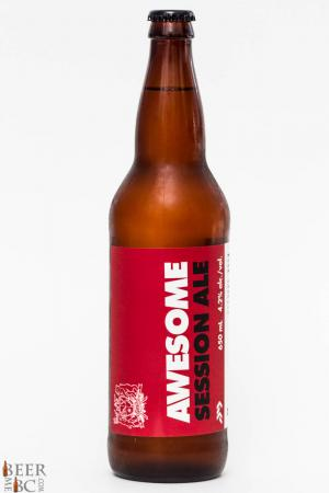 Postmark Brewing Awesome Session Ale Review