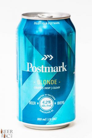 Postmark Brewing Blonde Ale Review