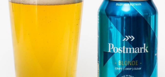 Postmark Brewing Co. – Blonde Ale