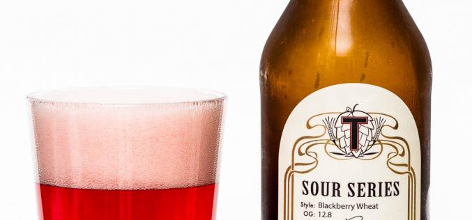 Townsite Brewing Inc. – Sour Series Blackberry Wheat Ale