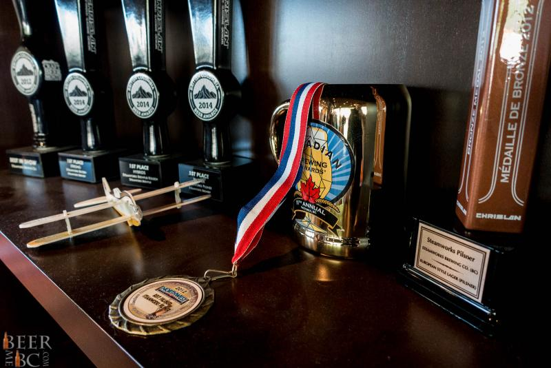 Steamworks Beer Awards