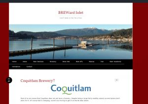 Breward Inlet Beer Blog