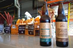 Fresh Hopped Red IPA And Uganda Sipi Brown Ale Released by Bridge Brewing