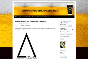 Mike's Craft Beer Blog