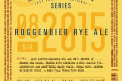R&B Brewing Launches Roggenbier – First of The Mount Pleasant Series