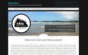 Raincoast Brews - BC Beer Blog