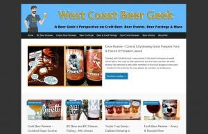 West Coast Beer Geek