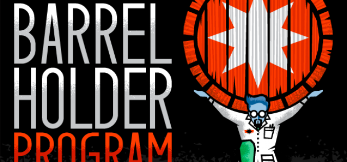 Category 12 Brewing Launches Barrelholder Crowdfunding Campaign