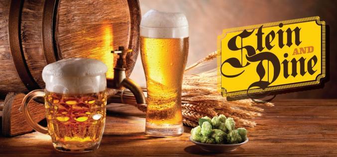 Victoria Beer Week Hosts Stein & Dine During BC Craft Beer Month