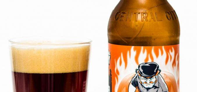Central City Brewers – Patrick O'Pumpkin Barrel Aged Imperial Pumpkin Ale