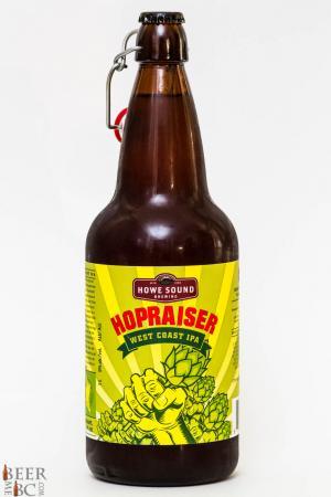 Howe Sound Brewing Co. - Hopraiser West Coast IPA Review