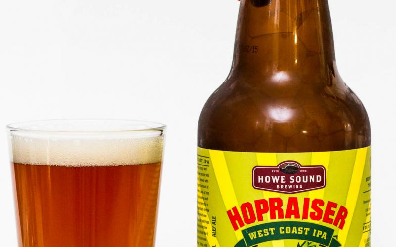 Howe Sound Brewing Co. – Hopraiser West Coast IPA
