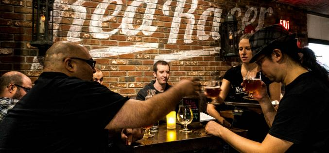 BC Craft Beer Month Kicks Off With #BCFIRST Tap Takeover
