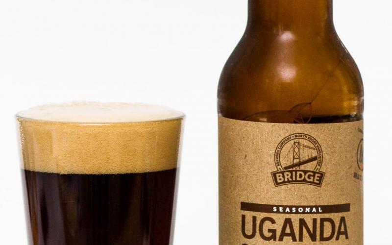 Bridge Brewing Co. – Uganda Sipi Coffee Brown Ale