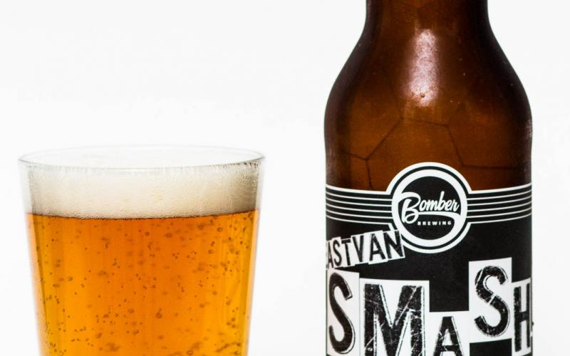 Bomber Brewing Co. – East Van Smash Fresh Hop Session IPA