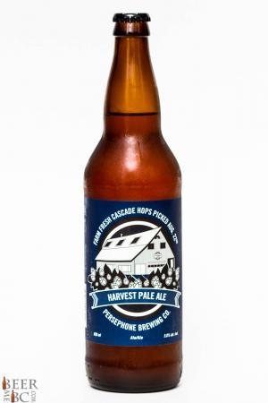 Persephone Harvest Fresh Hop Pale Ale