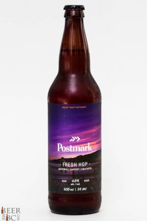 Postmark Fresh Hop Pale Ale Review