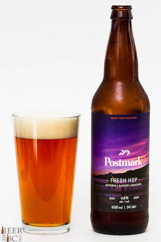 Postmark Fresh Hop Pale Ale Review