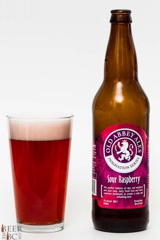 Old Abbey Sour Raspberry Ale Review