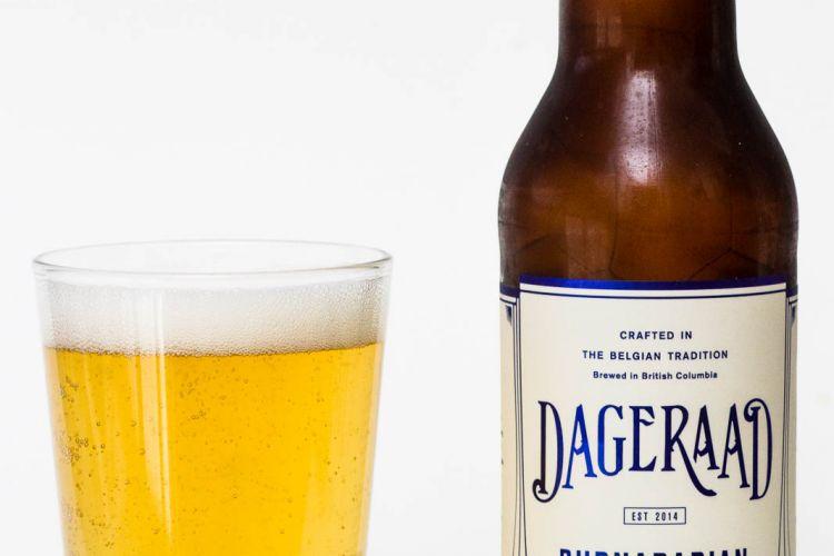 Dageraad Brewing Co. – Burnabarian Belgian-Style Table Beer