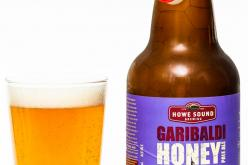Howe Sound Brewing Co. – Garibaldi Honey Pale Ale