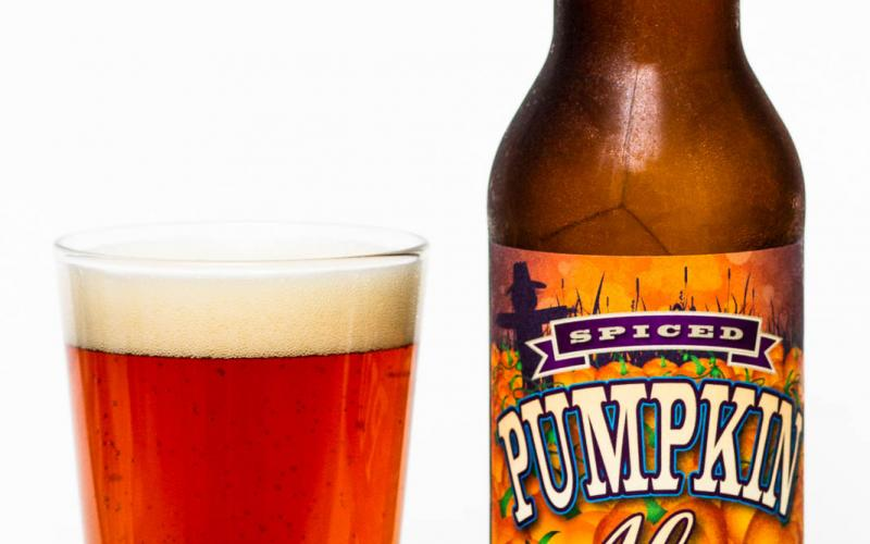 Mission Springs Brewing Co. – Spiced Pumpkin Ale