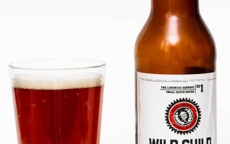 Longwood Brewery – Wild Child Spontaneously Fermented Sour Ale