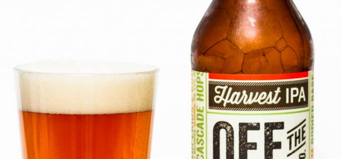 Off The Rail Brewing Co. – 2015 Fresh Hop Harvest IPA