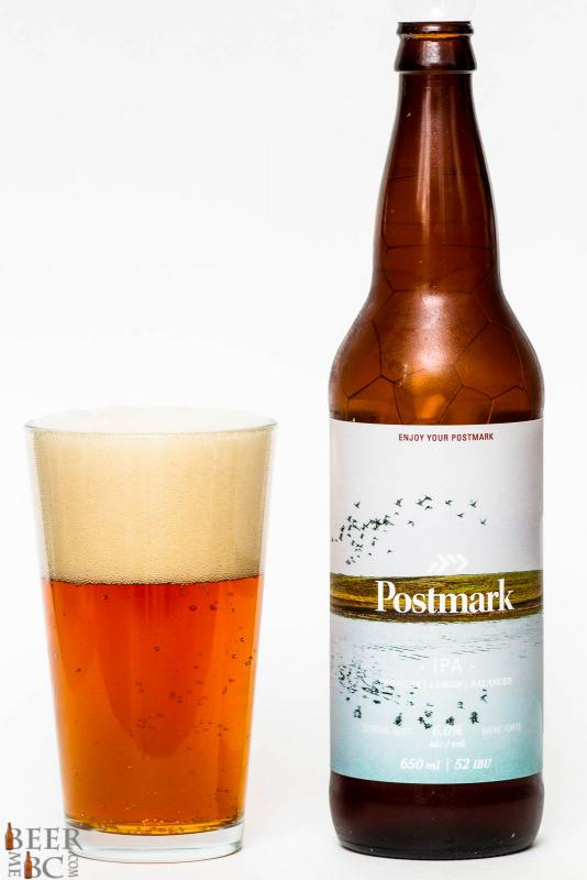 Postmark Brewing IPA Mark 2 Review