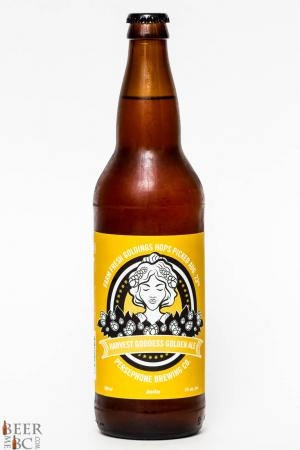 Persephone Brewing Goldings Fresh Hop Golden Ale Review