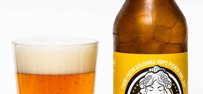 Persephone Brewing Co. – Harvest Goddess Fresh Hop Golden Ale