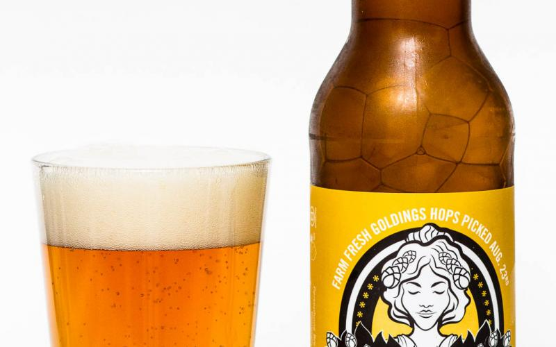 Persephone Brewing Co. – Harvest Goddess Fresh Hop Golden Ale