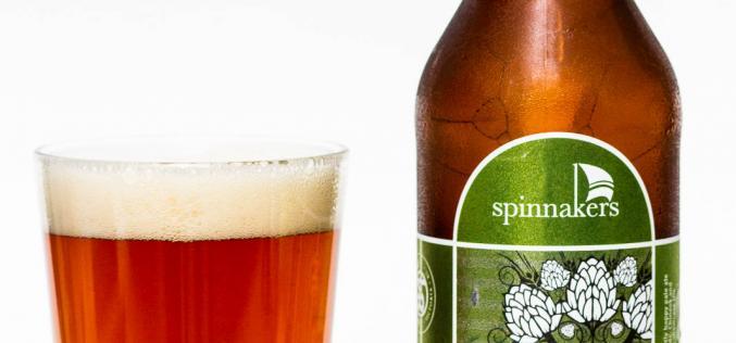 Spinnaker's Brewery – Sooke Harvest Fresh Hopped Pale Ale