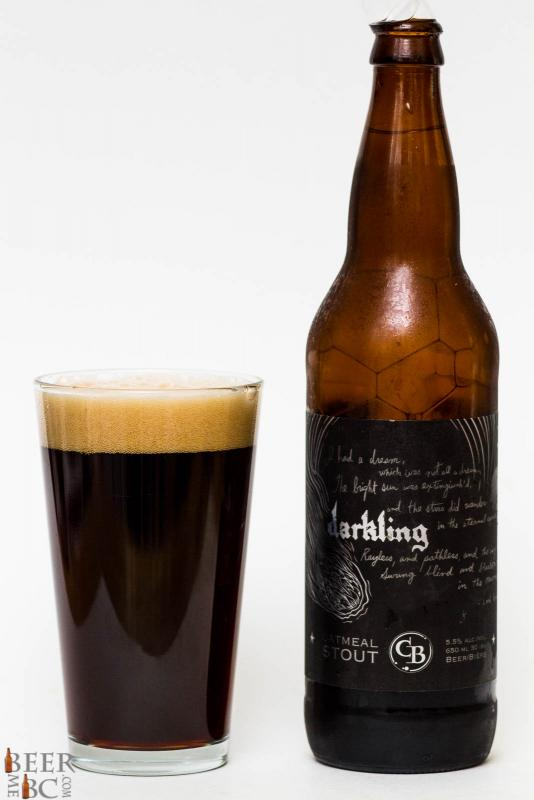 Cannery Brewing Darkling Oatmeal Stout Review