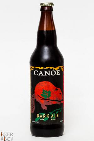 Canoe Brewpub Dark Ale Review