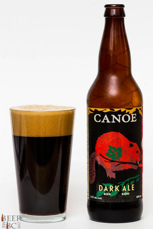 Canoe Brewpub Dark Ale Review
