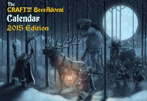 2015 Craft Beer Advent Calendar