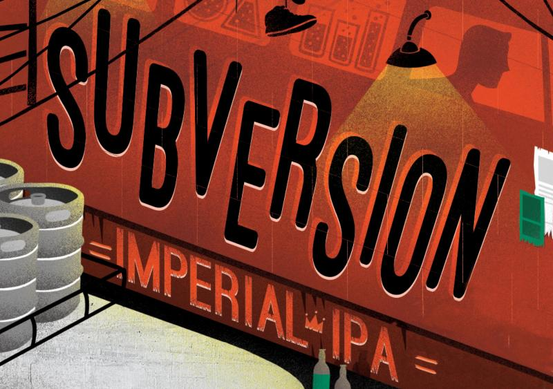Category 12 - Subversion Imperial IPA