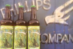 The Phillips Brewing Green Reaper Fresh Hop IPA Returns for 2015!
