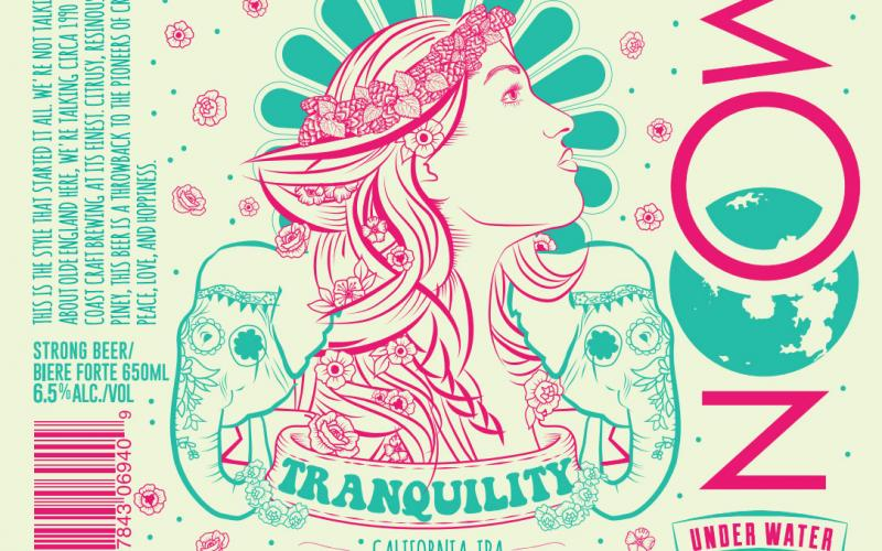 Quality and Change Drives New Tranquility IPA From Moon Under Water