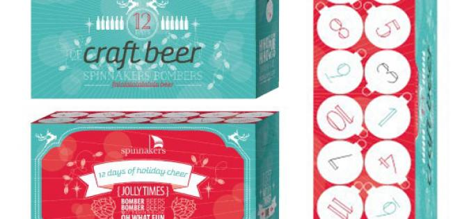 Spinnakers Launches 12 Days Of Holiday Cheer Beer Advent Calendar