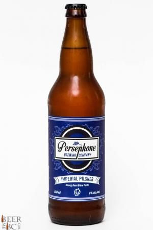 Persephone Brewing Imperial Pilsner Review