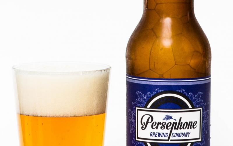 Persephone Brewing Co. – Imperial Pilsner