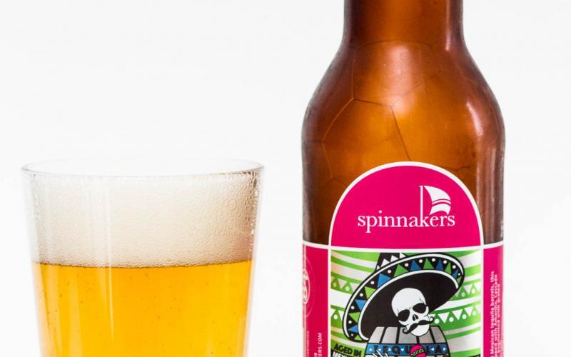 Spinnaker's Brewery Barrel Aged Cerveza Reposado